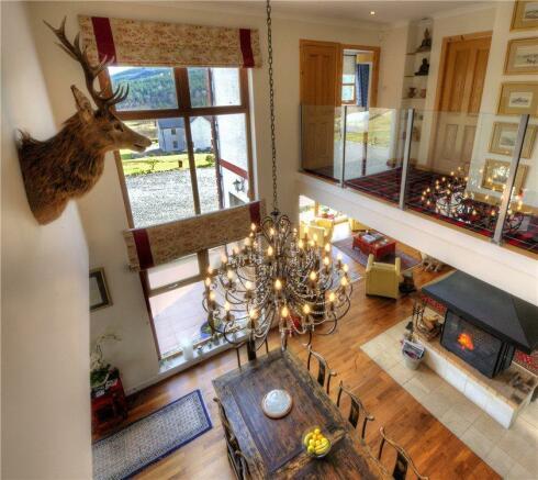 Invernessshire Lodge