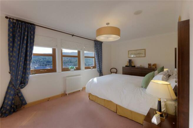 Fort William Bedroom