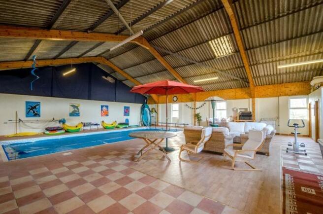 Indoor Pool/Games