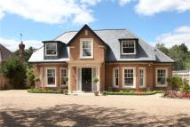 5 bed Detached house in Locks Ride, Ascot...