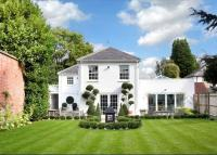 Detached house in Winkfield Road, Ascot...