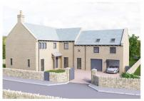 new home in Whitley Willows, Lepton...