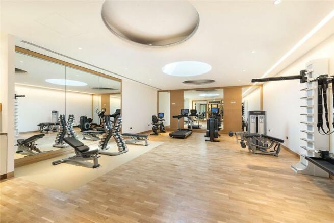 Kensington- Gym