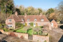 6 bed Detached house for sale in Wherwell, Andover...
