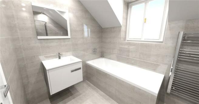 Bathroom Impression