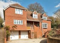 4 bed Detached house for sale in Waltham Road, Overton...