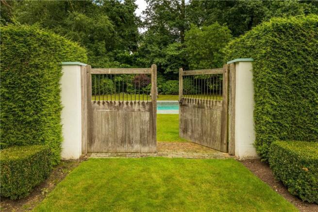 Gates To Pool