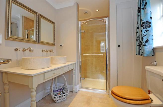 Well Fitted Bathroom