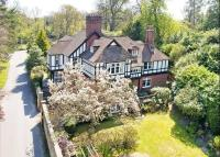 Detached house for sale in Bishops Down Road...