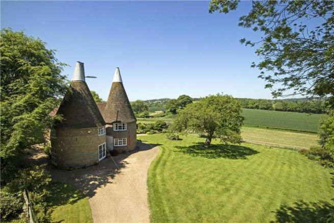 Oast and View