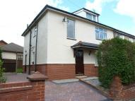 semi detached home to rent in Station Road, Greenmount...