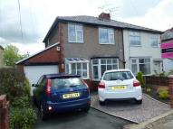 semi detached house in Bolton Road West...