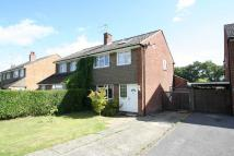 4 bed semi detached house in Cranleigh Mead...