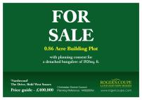 The Drive Land for sale