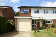 3 bedroom semi detached house for sale in Bax Close, Cranleigh...