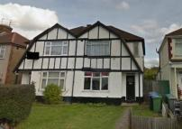 2 bed Flat to rent in BERKELEY ROAD, KINGSBURY...