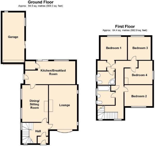 1 Vincent Ave floor