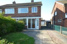 semi detached property to rent in Breamar Close...