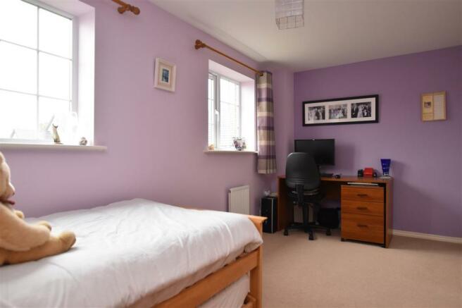 Bedroom 2 Cont