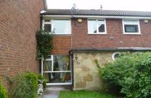 Terraced property in ST CHRISTOPHER CLOSE...