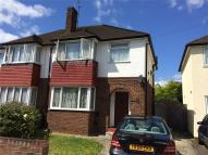 3 bedroom semi detached home to rent in Benedict Drive, Feltham...