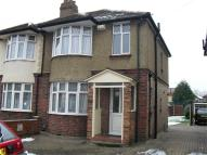 3 bedroom semi detached home to rent in Gladstone Avenue...