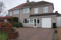 4 bed semi detached property in LIMPSFIELD ROAD...