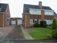 3 bed semi detached house in Barnacre Drive...