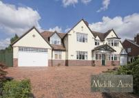 Detached house for sale in Middle Acre...