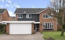Detached home in 3 Orchard Close Hagley...