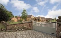4 bedroom Detached house for sale in Castle Barns Hartlebury...