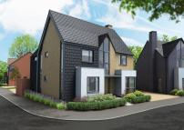 Detached property for sale in Plot 3...