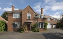 6 bed Detached house in 7 Park Road Hagley...