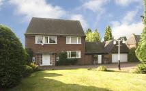 4 bedroom Detached property for sale in Lyndhurst...