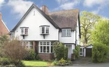 4 bedroom semi detached home for sale in 8 Station Drive, Hagley...