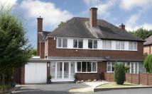 semi detached house in 61 Summervale Road...