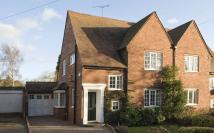 3 bedroom semi detached house in Worcester Road, Hagley