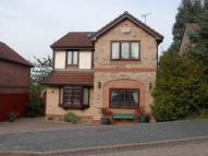 4 bed Detached house for sale in The Burrows, Birstall...