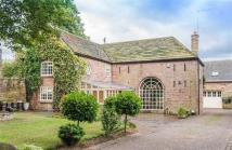 4 bed Detached house for sale in Coach House, Church Lane...