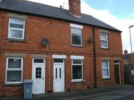 Terraced house in Albert Avenue, Newark...