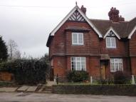 Ufton Lane semi detached house to rent
