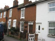 2 bed house in Kidmore End Road...