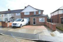 Stoneleigh Avenue semi detached house for sale
