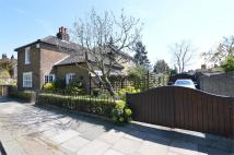Detached home for sale in Chestnut Cottage...