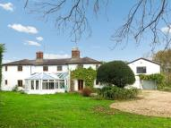 Detached property in Shillingstone...