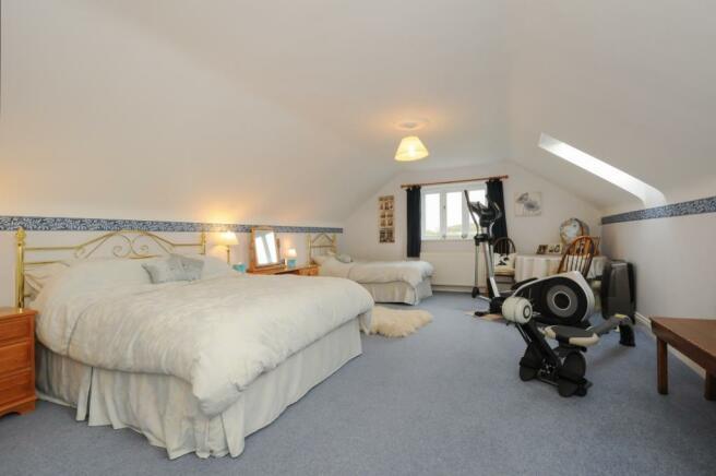 Bedroom 1 First Fl