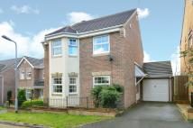 4 bed Detached house in Wisteria Close, Yeovil...