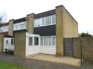 3 bed End of Terrace house to rent in Hawkins Close...