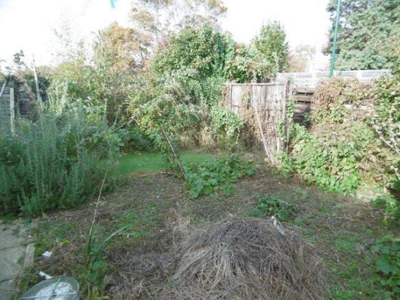 Rear Garden - View 2