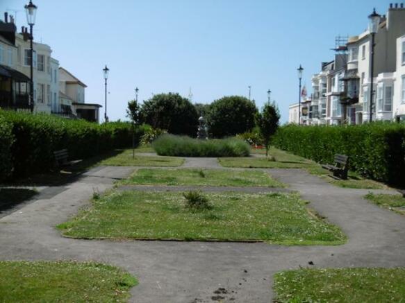 The Steyne Gardens
